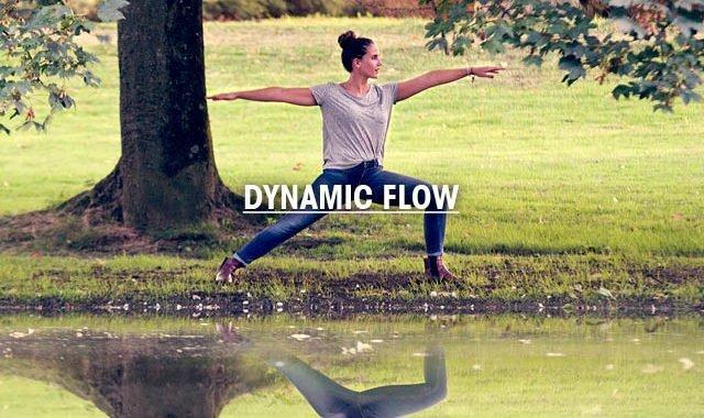 Yoga Online Dynamic Flow 9