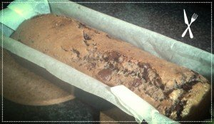 Chocolat Chunk Banana Bread