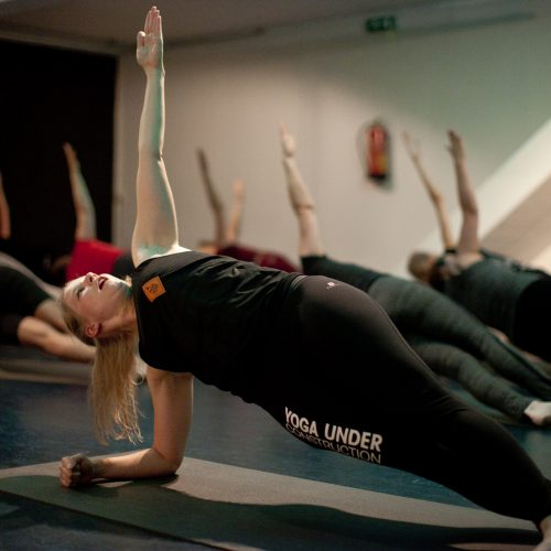 Dynamic Flow Pilates