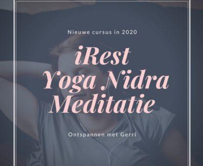 IRest Yoga Nidra Meditatie Cursus