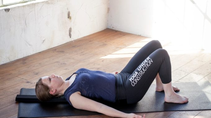 Voorbereiding Rug Yoga & Easy Yoga
